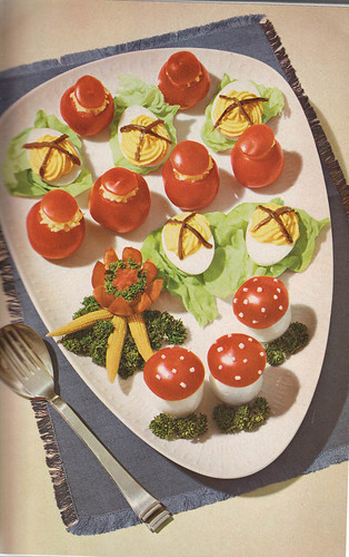 Adorable hors d 39 oeuvres the most adorable canape tray for Canape hors d oeuvres