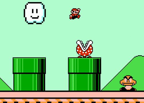Mario Bros Screenshot Nicolas Nova Flickr