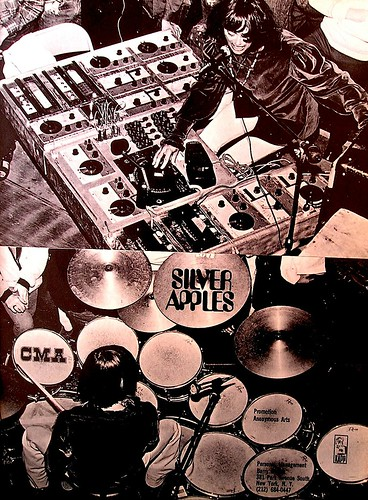 Silver Apples advertisement, 1969 | by bunky's pickle