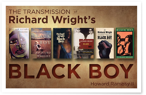 the dream of richard in black boy by richard wright Richard wright's devastating autobiography of his childhood and youth in the jim  crow southhis training by his elders was strict and harsh to.