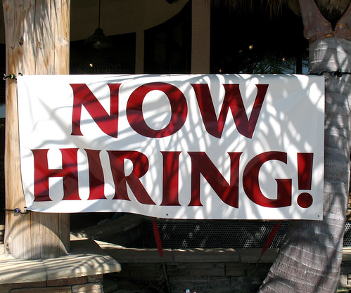 NOW HIRING | by ***Karen