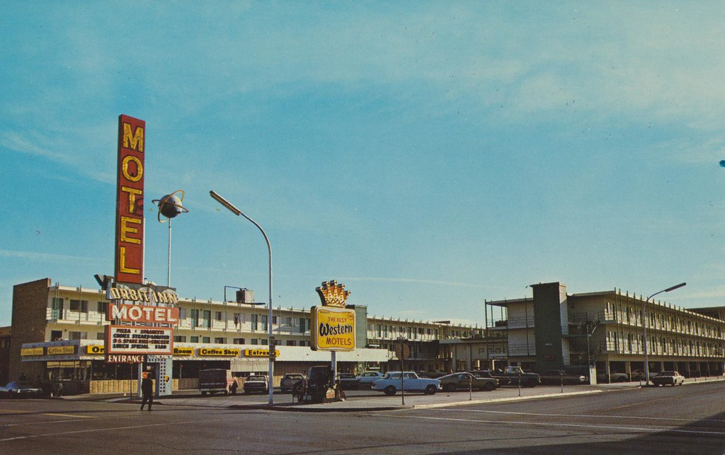 Orbit Inn Motel and Restaurant - Las Vegas, Nevada