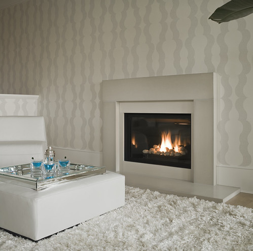 Span Halva Cast Concrete Fireplace Mantel Photo By Raef G Flickr