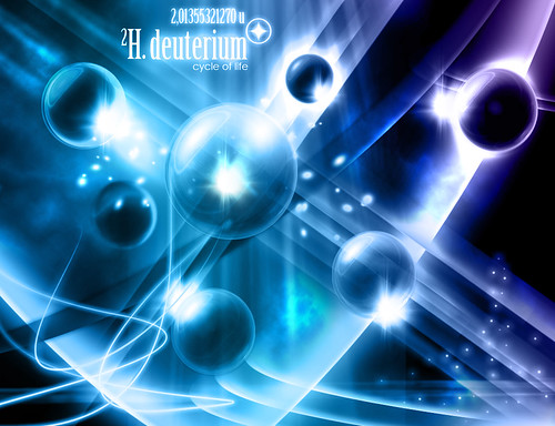 2H.deuterium - Cycle of life | by Créations du Net - On duty
