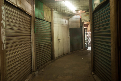 Campeche Marketplace Shuttered Shops | by samuelclay