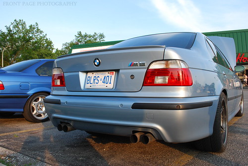 BMW E39 M5 | by Front Page Photography / Hooks & Halligans