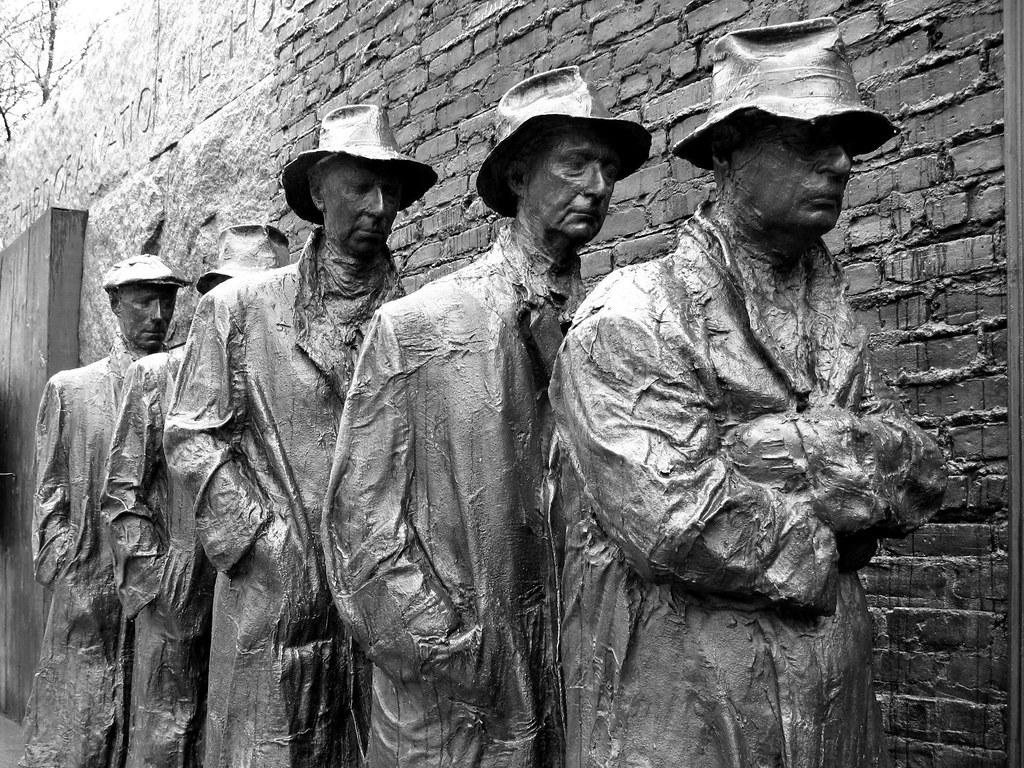 prodigious Soup Lines During The Great Depression Part - 18: Soup Lines | by OakleyOriginals Soup Lines | by OakleyOriginals