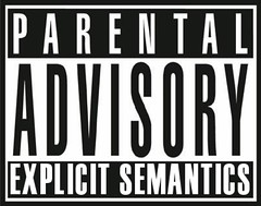 Parental Advisory: Explicit Semantics! via @micheldumontier | by dullhunk