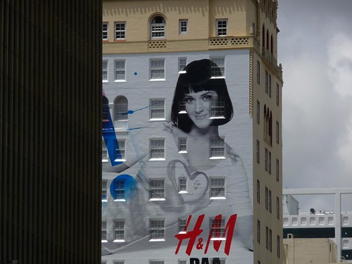 Katy Perry's H&M Advertisement | by JoshMcConnell