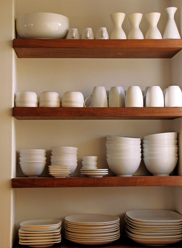 Kitchen shelves | by Geninne