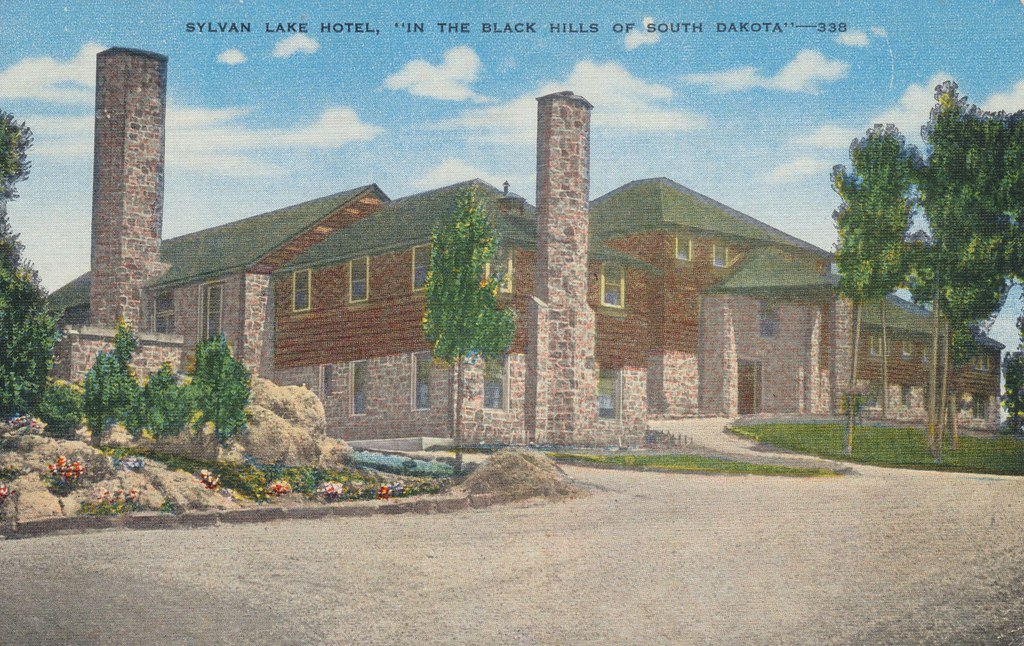 Sylvan Lake Hotel - Sylvan Lake, South Dakota