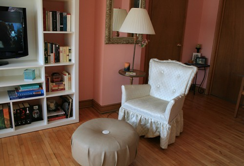 How To Reupholster A Kitchen Table Chair