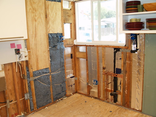 Repairing A Kitchen Cabinet Door With A Vacumn Formed Finish