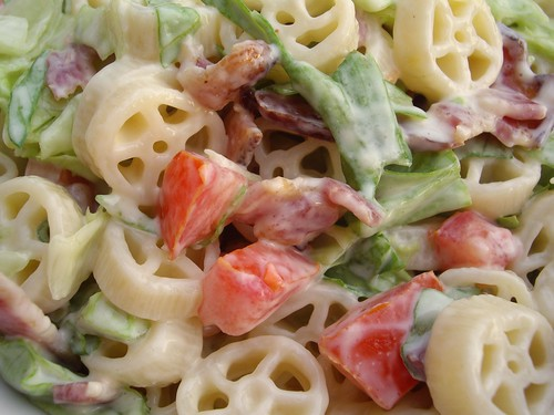 BLT Pasta Salad | by swampkitty
