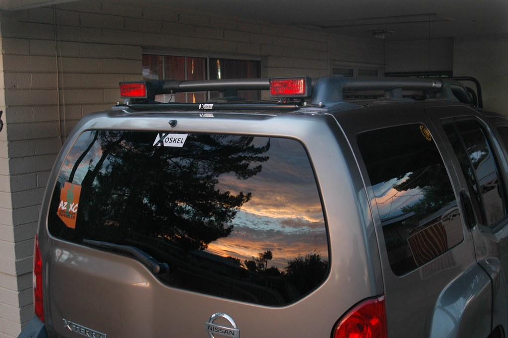 Xoskel rear low profile lightbar fangars flickr xoskel rear low profile lightbar by fangars aloadofball Gallery