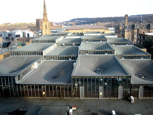 Roof of Queensgate Market | by Lolalolo5