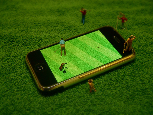 Playing REAL Miniature Golf | by JD Hancock