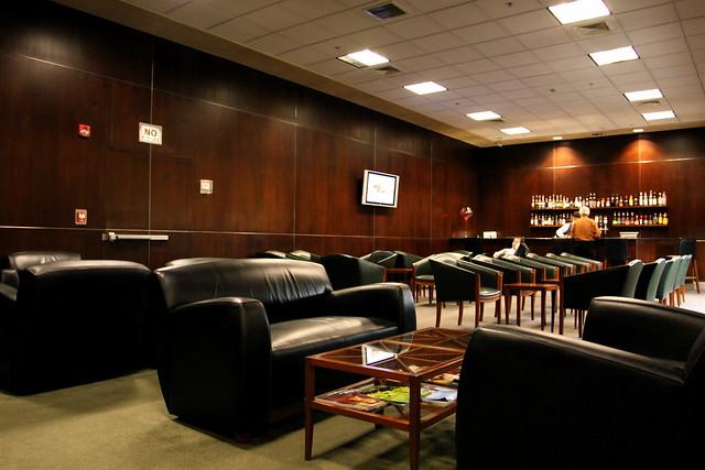 SUMAQ VIP Lounge - Lima Airport