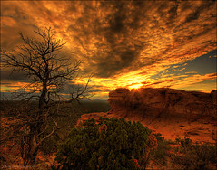 Sandstone Sunset | by Dave Arnold Photo