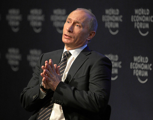 Vladimir Putin - World Economic Forum Annual Meeting Davos 2009 | by World Economic Forum