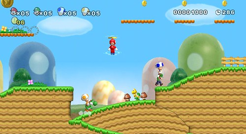New Super Mario Bros. Wii | by gcacho