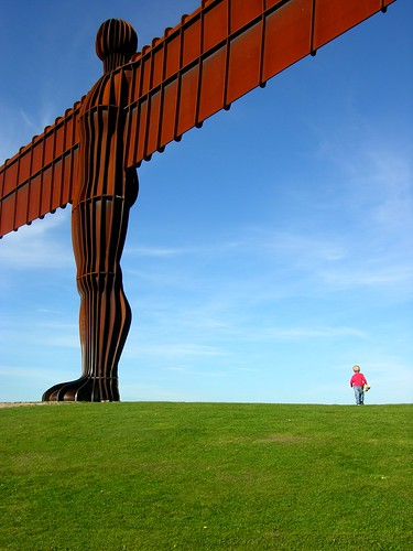 Angel of the North | by Drippy2009