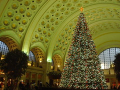 Christmas at Union Station | by Goddess Findings
