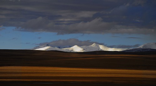 Tibet also known as Snow mountain,གངས་རི། | by reurinkjan
