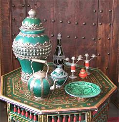 moroccan home decor | moroccan ceramics, antique moroccan ac… | flickr