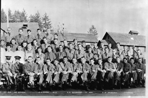 Civilian Conservation Corps officers and men | by OSU Special Collections & Archives : Commons