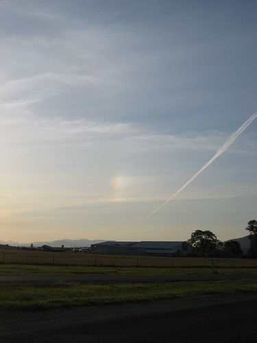 Sundogs Over The Airport | by WireLizard