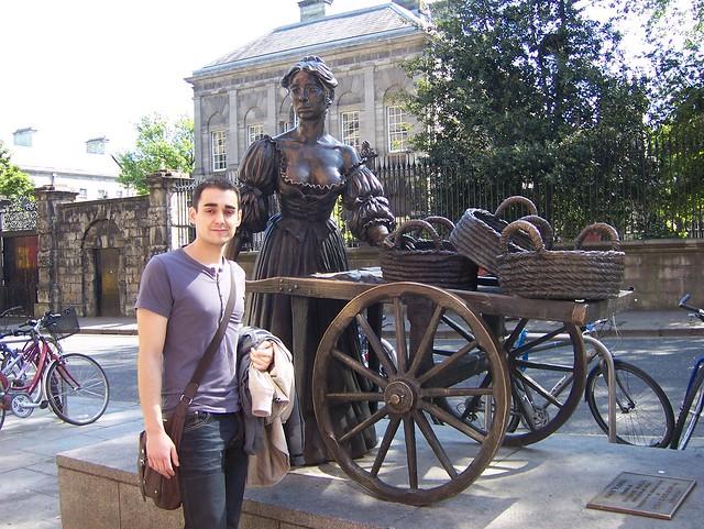 147 - Estatua de Molly Malone