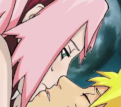 naruto sakura kiss elaine espiritu flickr