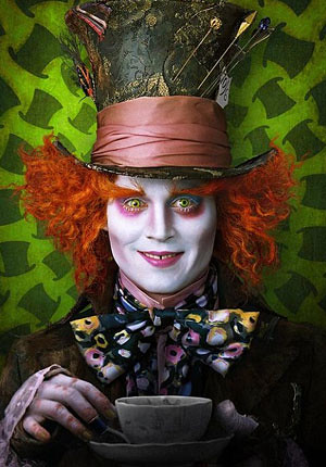 Image of mad hatter