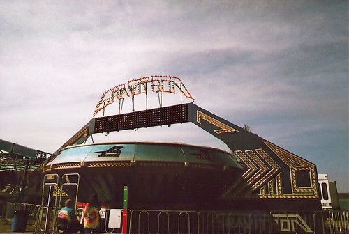 Gravitron | by tinyearthquakes