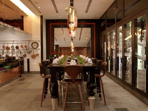 W Hotel Hong Kong Kitchen Restaurant Chef Table Communal D…   Flickr