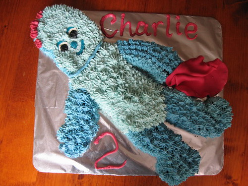 Iggle Piggle Cake For Charlie Hes All Done I Had Some St Flickr