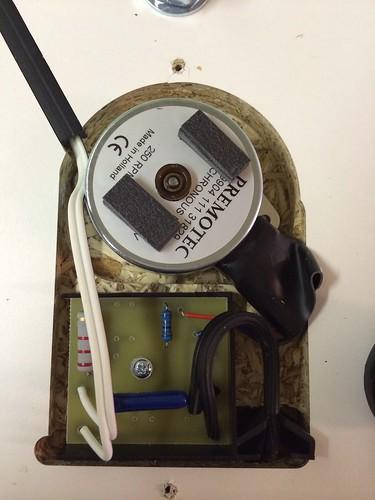 Rega Rp1 Motor Upgrade Original Motor Jon Nall Flickr