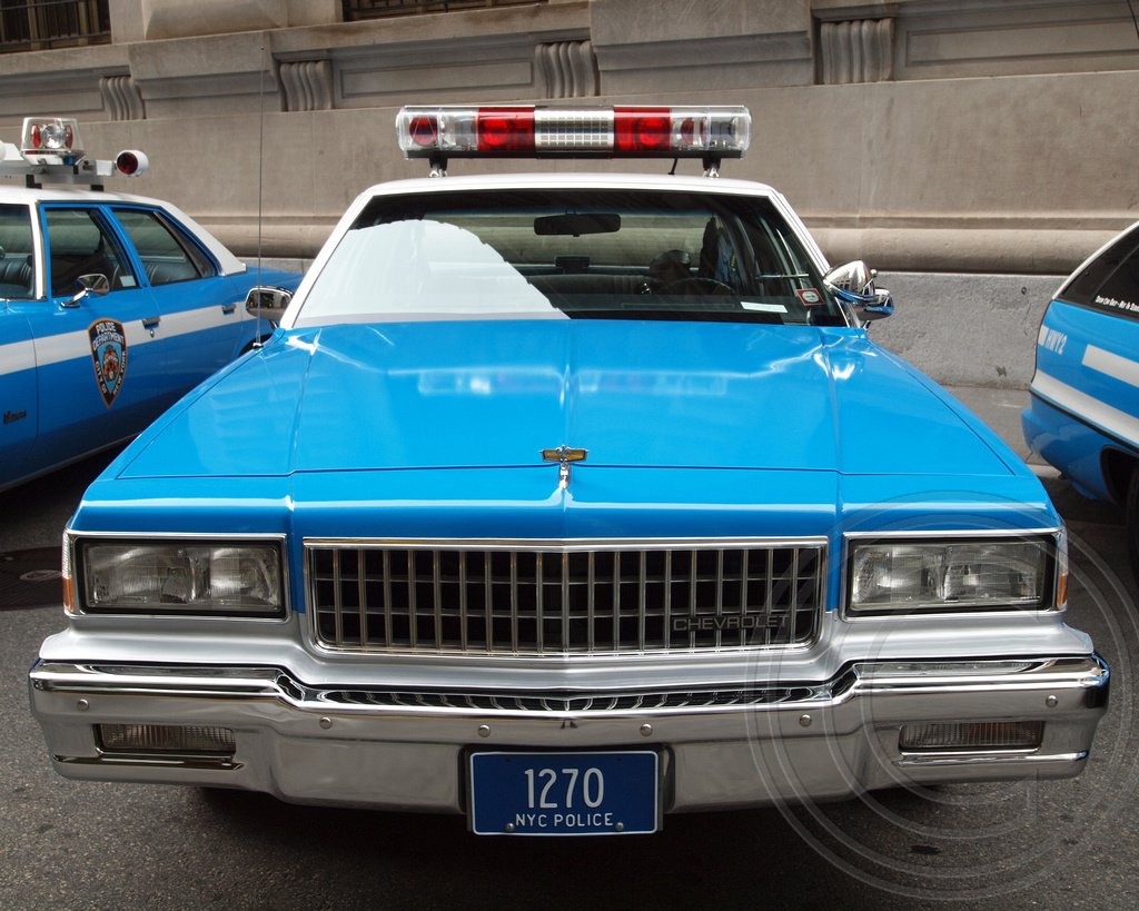 1989 Chevrolet Caprice Classic NYPD Police Patrol Car | Flickr
