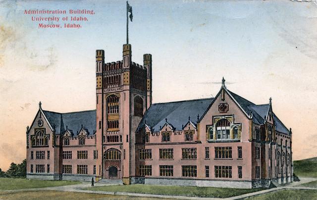 University Of Idaho   Flickr