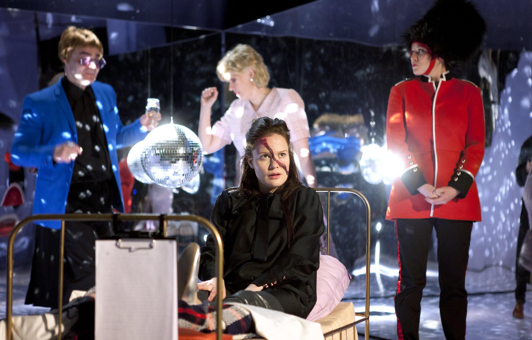 Q-teatteri – Prinsessa Hamlet