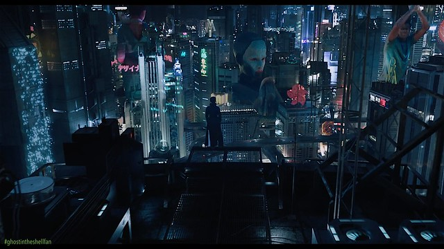GHOST IN THE SHELL CITYSCAPE NITE 01