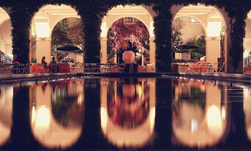 Caltech Reflection | by ChristinaPhelps808