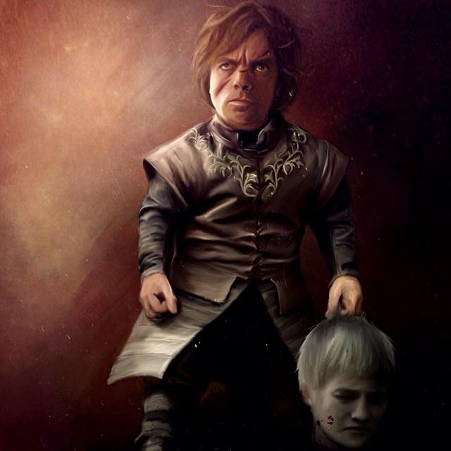 Joffrey Baratheon Art