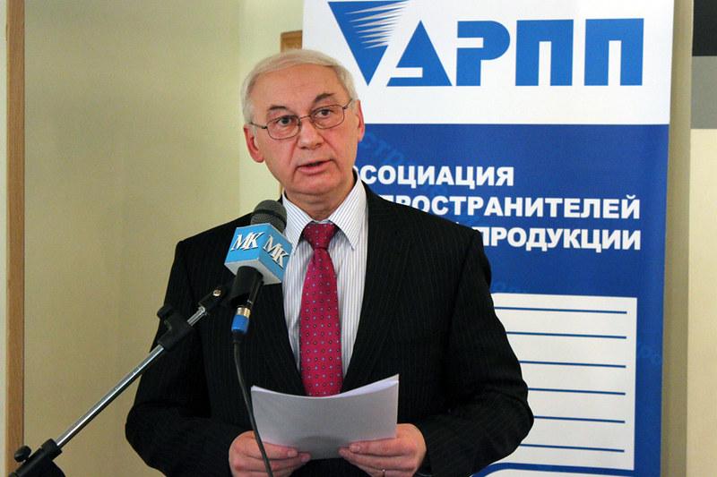 В.И. Кокорев, Агентство «Роспечать»