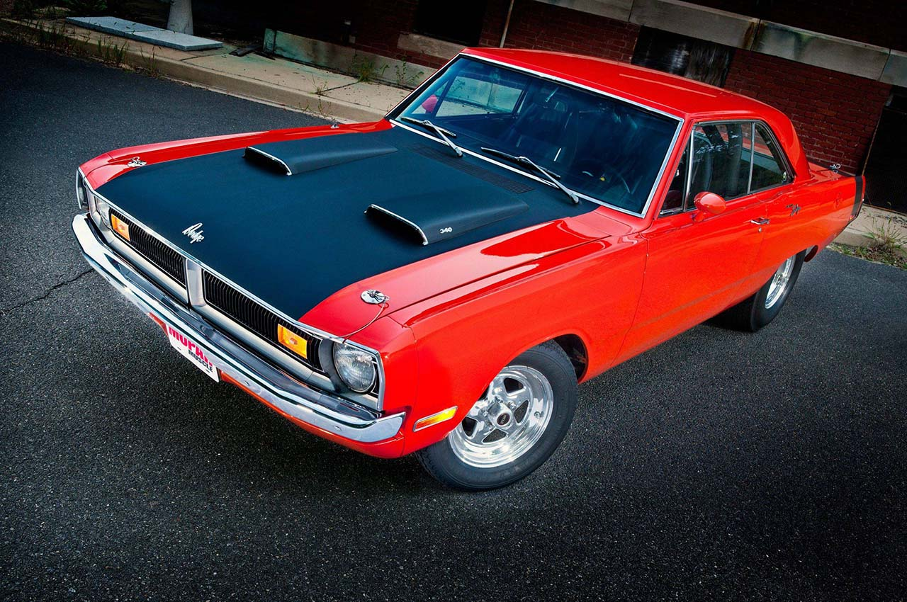 20 Classic & Badass Muscle Cars That Will Never Get Old #2: Dodge Dart Swinger 340 (1970)