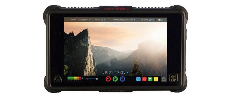 Le Ninja Inferno : Le parfait compagnon du futur Panasonic GH5 et de sa vidéo 4K à 60 ips