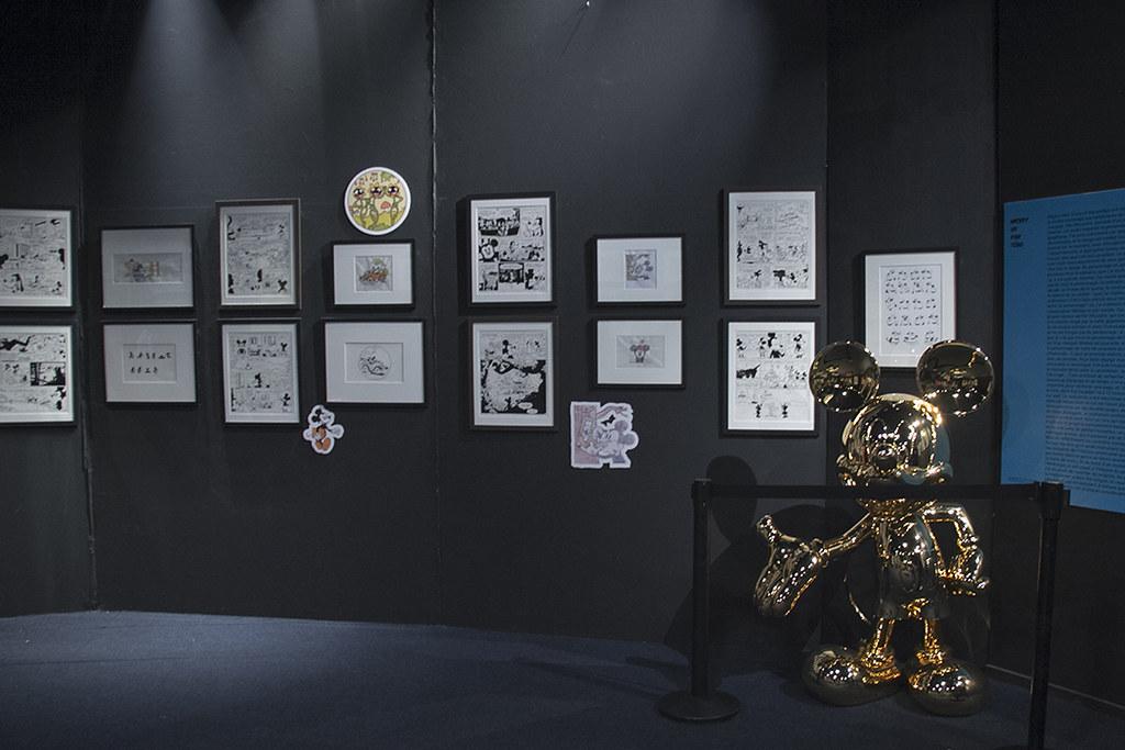 Expo Les Noveaux Visages de Mickey03