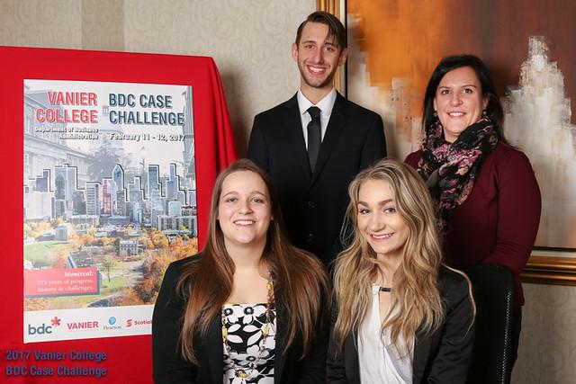 Vanier College BDC Case Challenge 2017