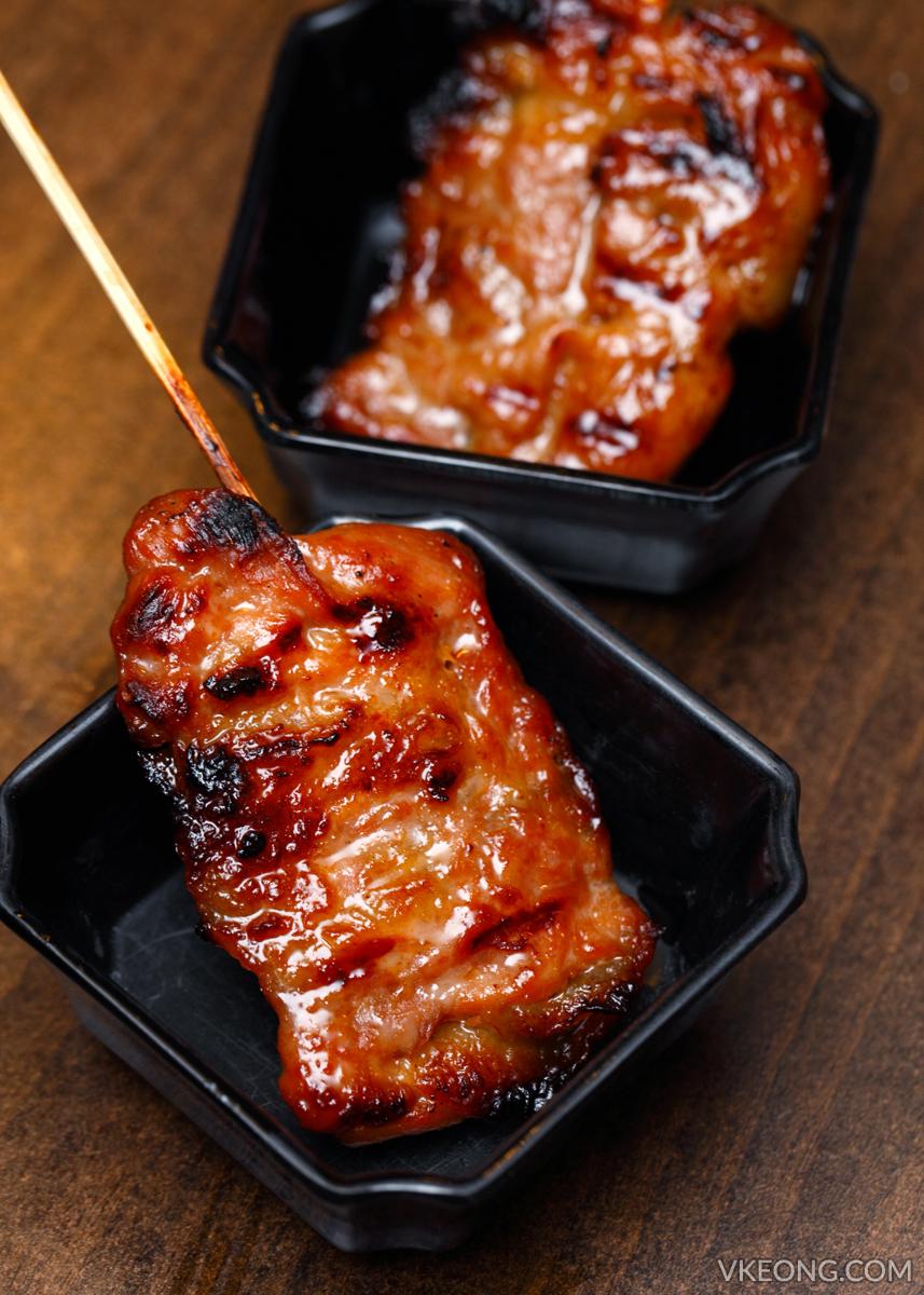 EatMor Paradise Moo Ping Pork Satay